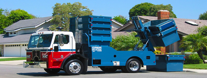 Cubs Truck Cr Amp R Environmental Services