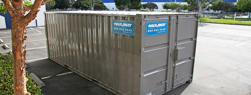 Storage Container Rental Services CRR Environmental Services