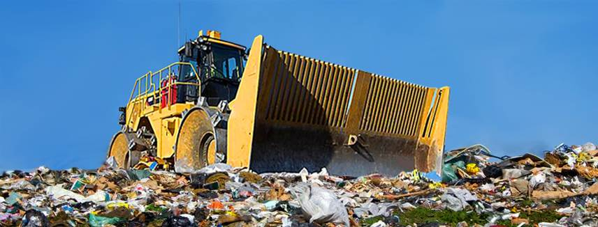 Landfill Disposal Is An Organization Concerned Cr Amp R