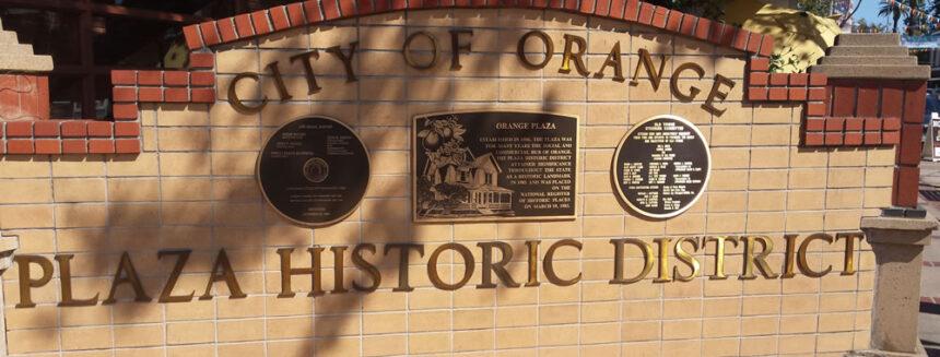 City Of Orange Cr Amp R Environmental Services